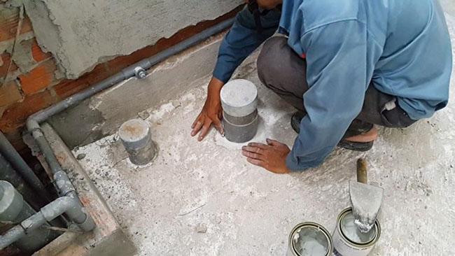 dịch vụ chống thấm dột tại quận Tân Bình