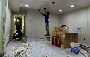 Dịch vụ sơn nhà trọn gói Đăng Linh Phát
