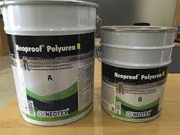 Chất chống thấm Polyurea