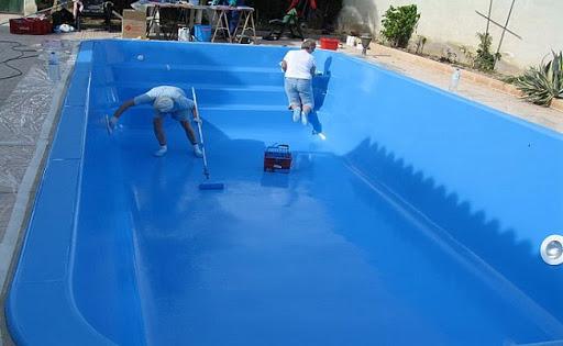 Dịch vụ xử lý chống thấm bể bơi