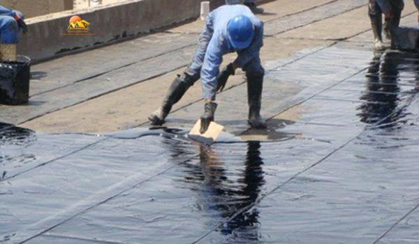 Dịch vụ chống thấm trần nhà trọn gói